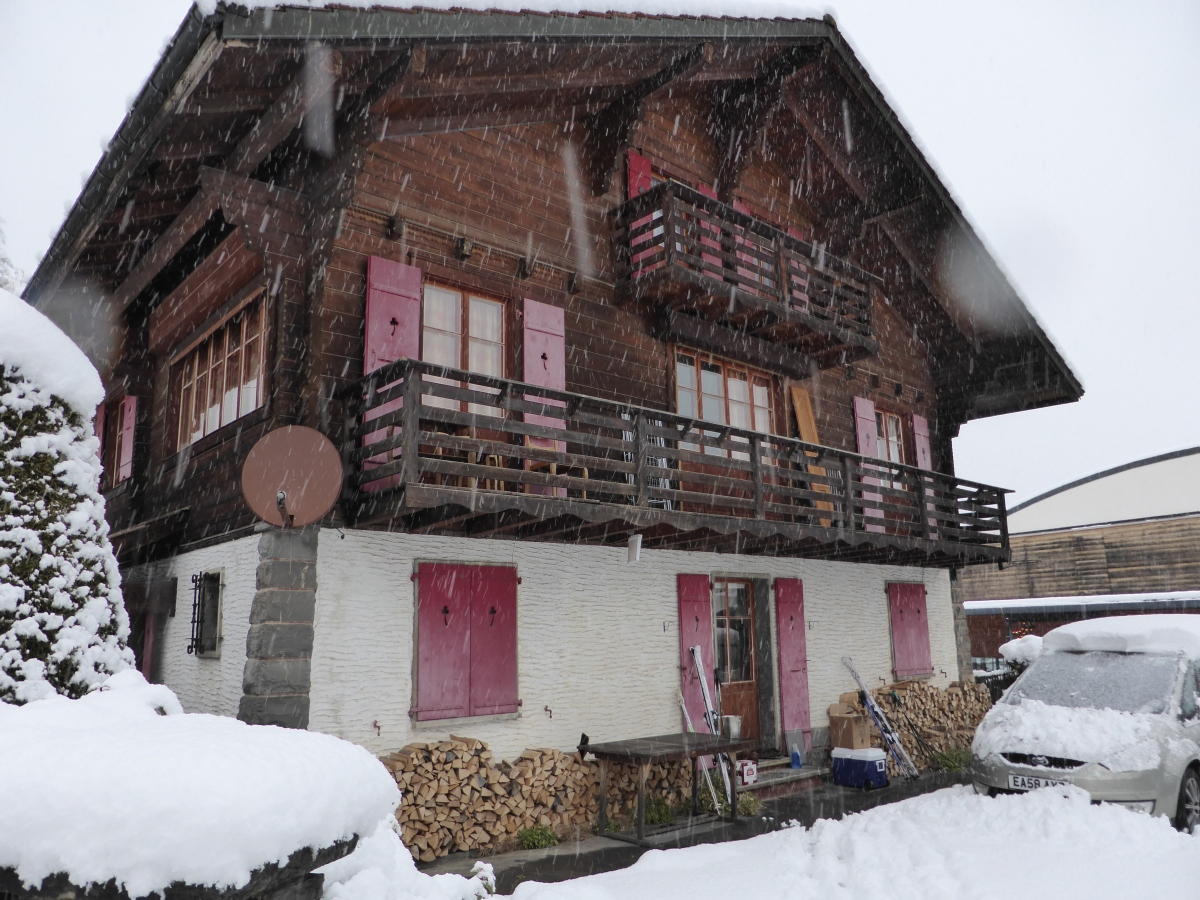 Ski Apartment