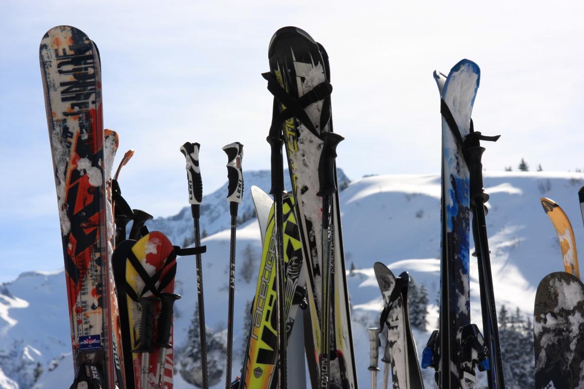 The Ski-ing