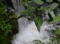 Vièze waterfall